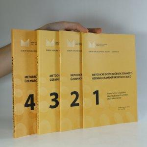 náhled knihy - Metodické doporučení k činnosti územních samosprávných celků (4 svazky, podrobně nafoceno)