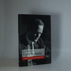náhled knihy - Cyril Svoboda. Nediplomatický rozhovor