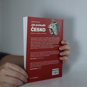 antikvární kniha Jak probudit Česko. Recept na úspěšnou republiku, 2017