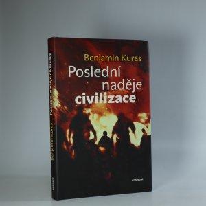 náhled knihy - Poslední naděje civilizace