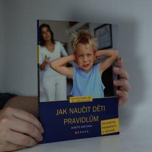 náhled knihy - Jak naučit děti pravidlům.