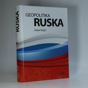 náhled knihy - Geopolitika Ruska