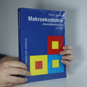 náhled knihy - Makroekonomie. Středně pokročilý kurz
