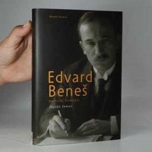 náhled knihy - Edvard Beneš