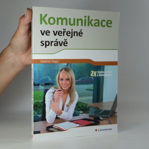 náhled knihy - Komunikace ve veřejné správě
