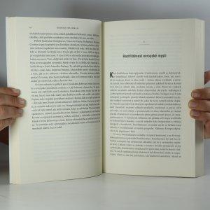 antikvární kniha Ohrožená Evropa. Rodící se krize, 2016