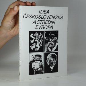 náhled knihy - Idea Československa a střední Evropa