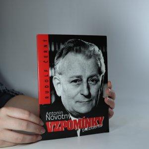 náhled knihy - Antonín Novotný. Vzpomínky prezidenta
