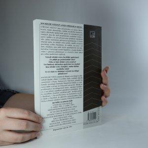 antikvární kniha Vzestup a pád středních vrstev, 2000