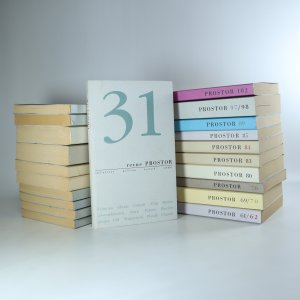náhled knihy - 21x Revue Prostor (viz. foto)