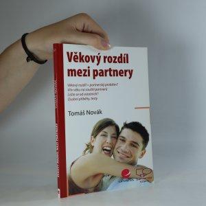 náhled knihy - Věkový rozdíl mezi partnery