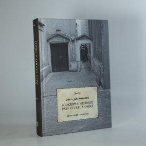 náhled knihy - Soukromá historie Páté čtvrti a okolí
