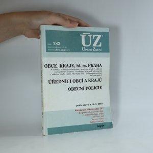 náhled knihy - Zákony o územní samosprávě Obce, kraje, hl. m. Praha