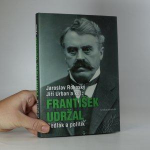 náhled knihy - František Udržal