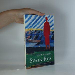 náhled knihy - Svatá Rus