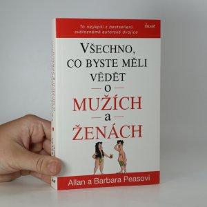 náhled knihy - Všechno, co byste měli vědět o mužích a ženách