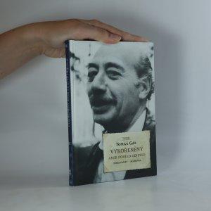 náhled knihy - Vykořeněný aneb Pohled odjinud
