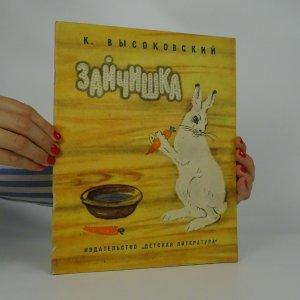 náhled knihy - Зайчишка. (Zajíček)