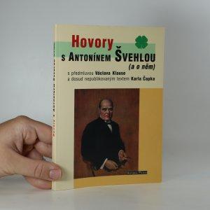 náhled knihy - Hovory s Antonínem Švehlou (a o něm)