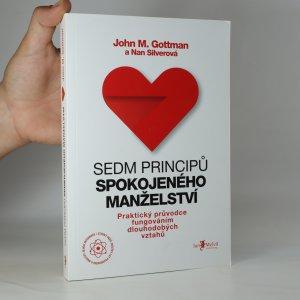 náhled knihy - Sedm principů spokojeného manželství