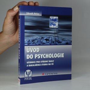 náhled knihy - Úvod do psychologie. Učebnice pro střední školy a bakalářská studia na VŠ