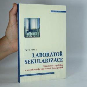 náhled knihy - Laboratoř sekularizace