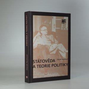 náhled knihy - Státověda a teorie politiky