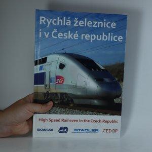 náhled knihy - Rychlá železnice i v České republice