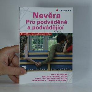 náhled knihy - Nevěra pro podváděné a podvádějící