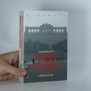 náhled knihy - Rakousko v první studené válce, 1945-1955