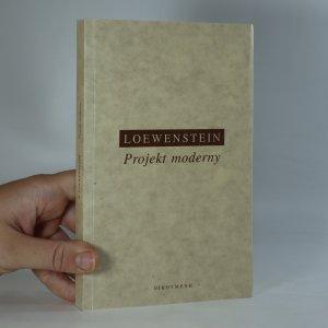 náhled knihy - Projekt moderny. O duchu občanské společnosti a civilizace
