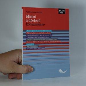 náhled knihy - Místní a účelové komunikace
