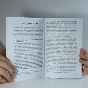 antikvární kniha Místní a účelové komunikace, 2016