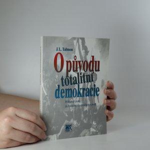 náhled knihy - O původu totalitní demokracie. Politická teorie za Francouzské revoluce a po ní