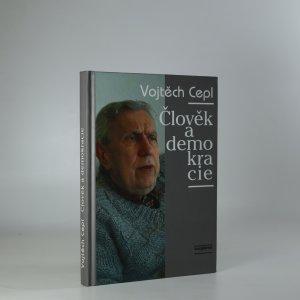 náhled knihy - Člověk a demokracie. Výběr z rozhlasových diskusí na ČRo 6