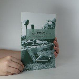 náhled knihy - Zahrádkové osady. Stíny minulosti nebo záblesky budoucnosti?