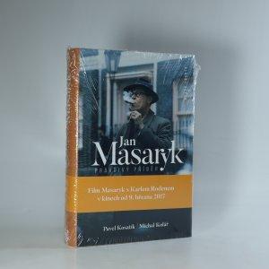 náhled knihy - Jan Masaryk. Pravdivý příběh