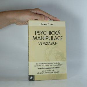 náhled knihy - Psychická manipulace ve vztazích