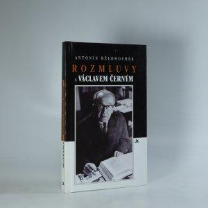 náhled knihy - Rozmluvy s Václavem Černým
