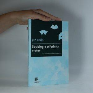 náhled knihy - Sociologie středních vrstev
