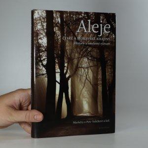 náhled knihy - Aleje české a moravské krajiny. Historie a současný význam