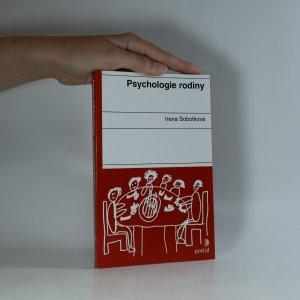 náhled knihy - Psychologie rodiny