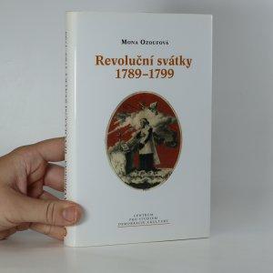 náhled knihy - Revoluční svátky 1789-1799
