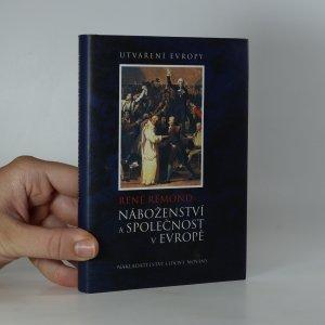náhled knihy - Náboženství a společnost v Evropě