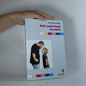 náhled knihy - Děti potřebují hranice