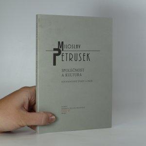 náhled knihy - Společnost a kultura
