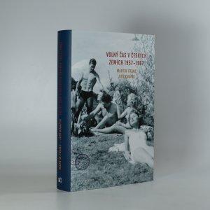 náhled knihy - Volný čas v českých zemích 1957-1967