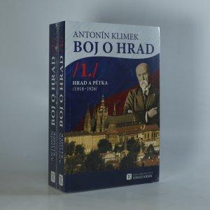náhled knihy - Boj o Hrad. I. a II. díl. (2 svazky, komplet)