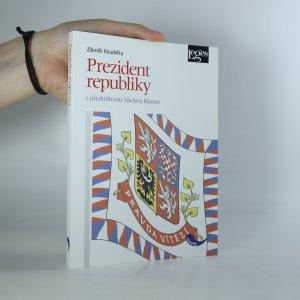 náhled knihy - Prezident republiky