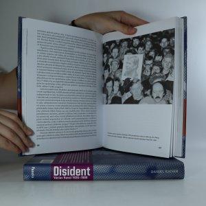antikvární kniha Disident. Prezident. Václav Havel, 2009, 2014